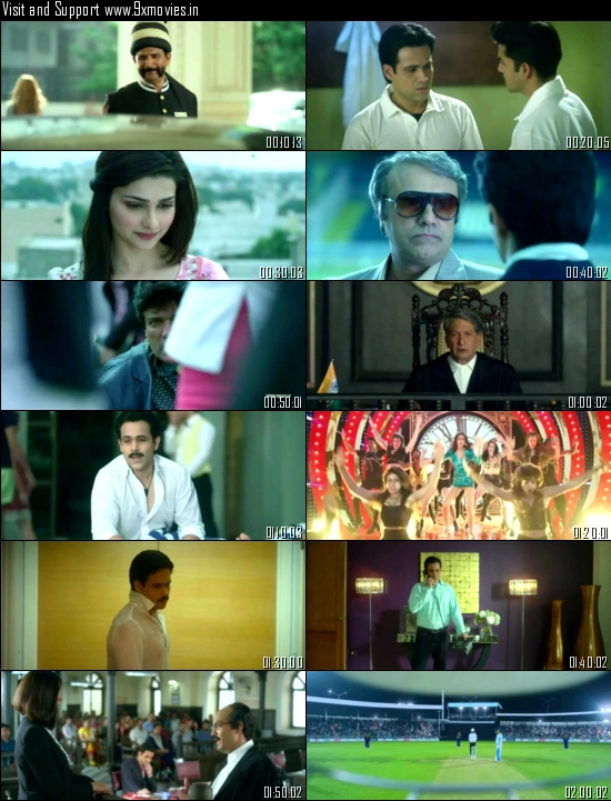 Azhar 2016 Hindi DVDScr x264 350mb