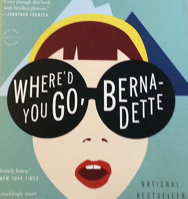 Where Did You Go Bernadette?