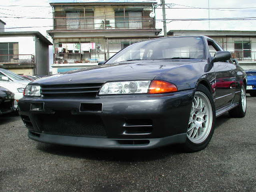 Nissan Skyline GT-R R32 Vspec