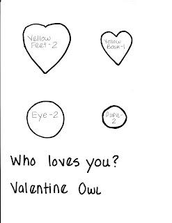 Metamora Community Preschool: Whoooo Loves You?