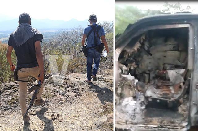 Video: Aquí esta tu grupo de Elite, Por qué dejaron tantas balas, perros?': Continúan enfrentamiento del CJNG contra  Cárteles Unidos en Tepalcatepec