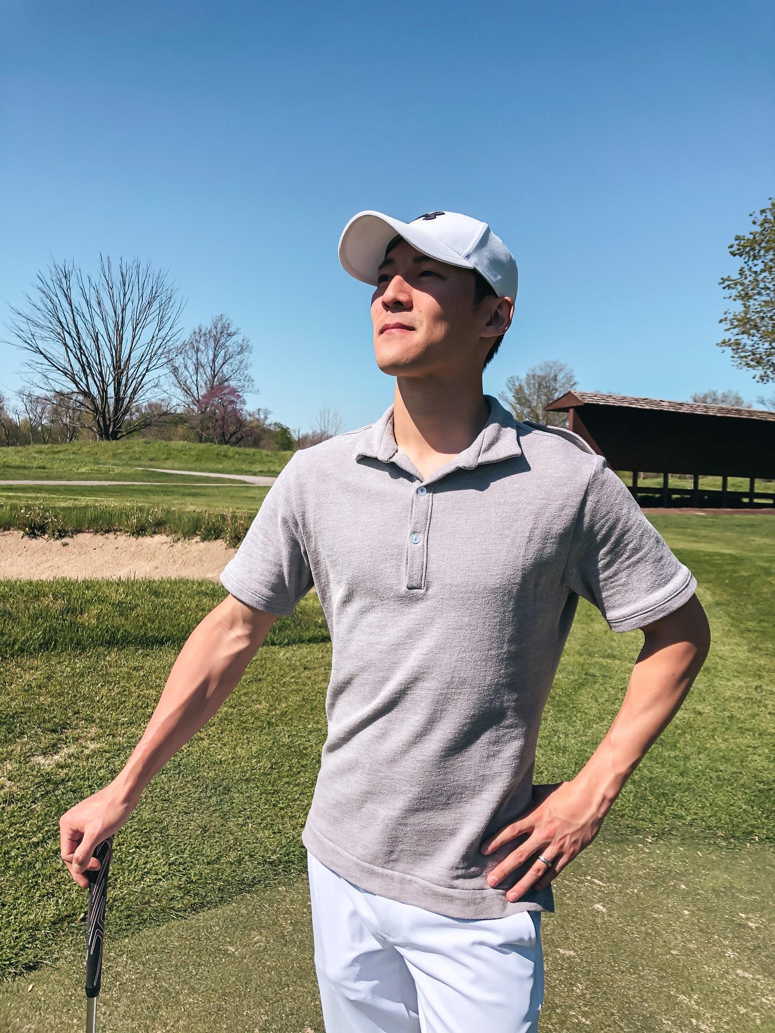 Golfing Polo