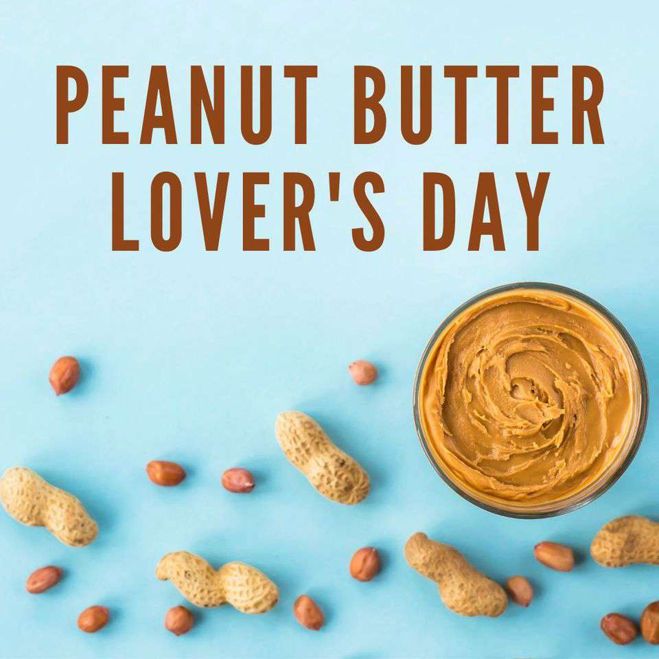 National Peanut Butter Lover's Day Wishes Awesome Picture