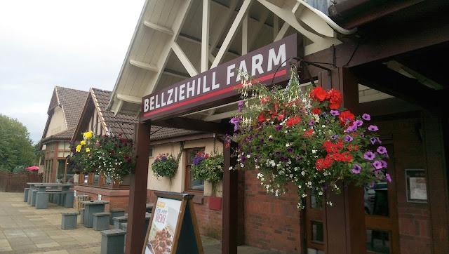 Brewer's Fayre Bellsiehill Farm Review