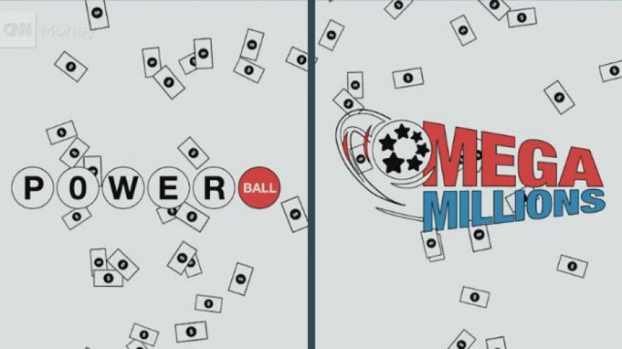 Powerball y Megamillions