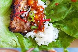 Korean B.B.Q. Chicken Recipe (Dak Gogi)