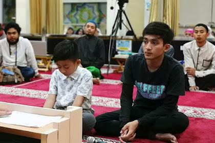 Ricardo dan Rifael, Kakak beradik yang Bersyahadat di Malam 23 Ramadhan Diantar Orangtuanya Yang Masih Non-Muslim