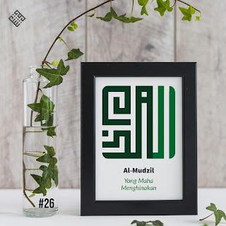 Al-Mudzil asmaul husna