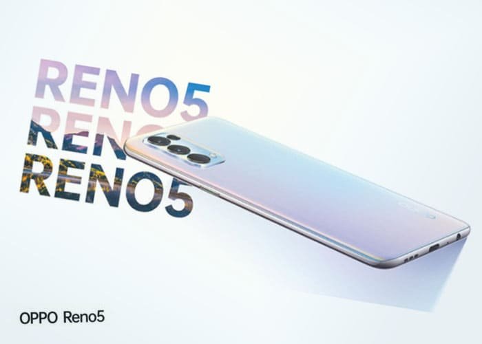 Oppo Reno 5 spesifikasi dan harga