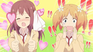 جميع حلقات انمي Sakura Trick مترجم عدة روابط