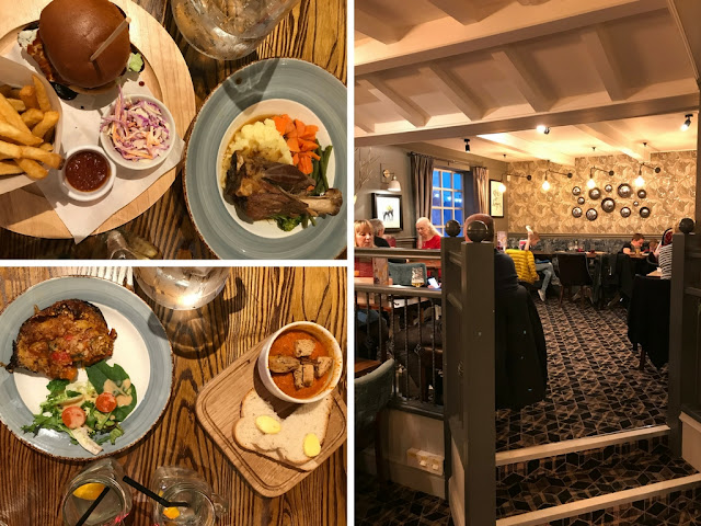 two steeples wigston pub review food