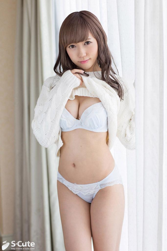 CENSORED S-Cute 492 Reina #2 思わず笑みがこぼれる仲良しエッチ, AV Censored