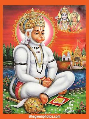 Image Hanuman Ji