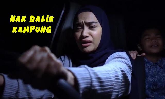 Cerekarama Nak Balik Kampung (TV3 2021)