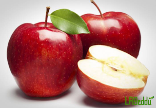 10 Kinds of Healthy Snacks for Diabetics : Apple