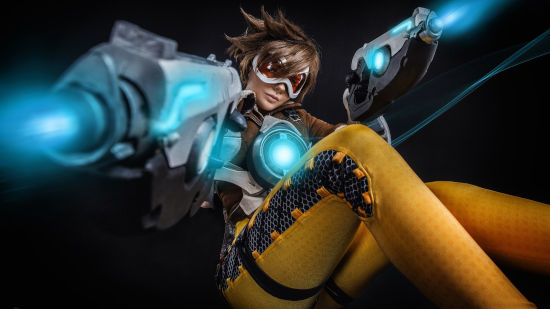 Tracer - Overwatch - Quad HD 1440p