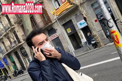 إسبانيا espagne تسجّل 5 حالات وفاة بفيروس كورونا المستجد corona virus