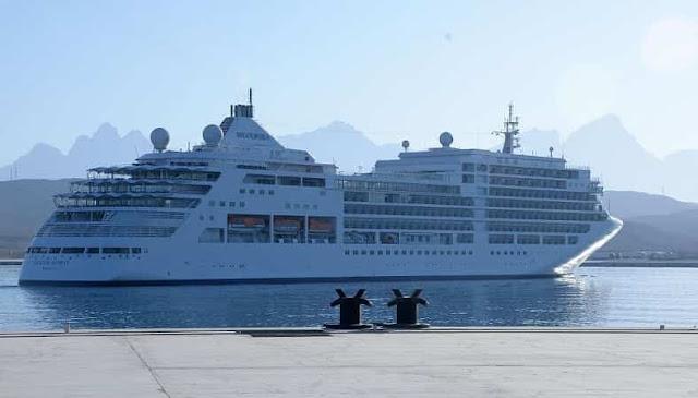 Cruise ship return to King Abdullah Economic City port after suspected Corona case - Saudi-Expatriates.com