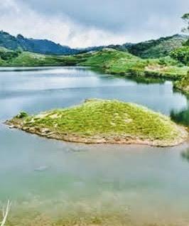 Mawten lake.Image