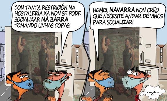Socialización copera