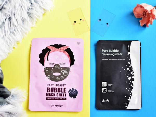 Bublinkové masky