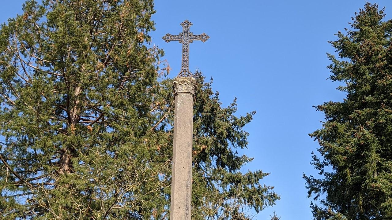 croix de Poncins ©F.Defrade