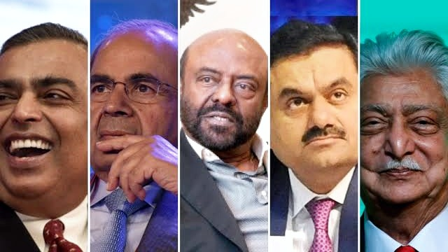 Top 100 Entrepreneurs in India