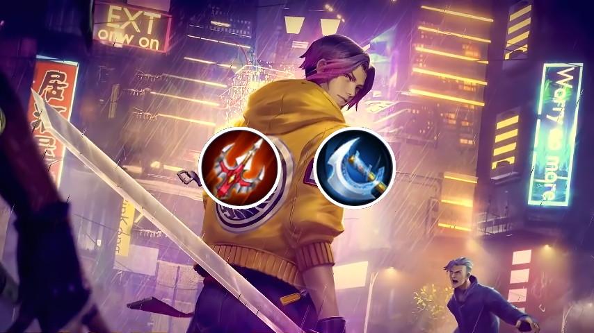 Build Ling Tersakit 2020 | Item, Emblem, Spell