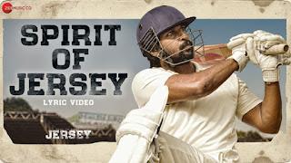 Spirit Of Jersey Lyrics