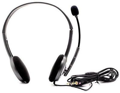 H111 Stereo Headset Logitech