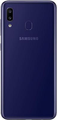Samsung Galaxy M10s Back