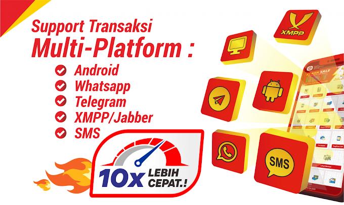 Didukung Transaksi Multi-Platform