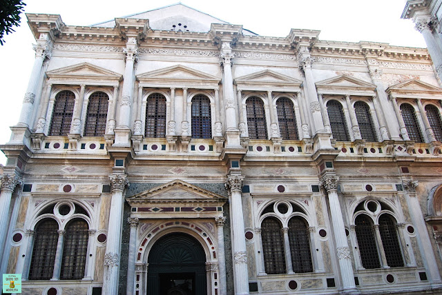 Scuola Grande di San Rocco, Venecia