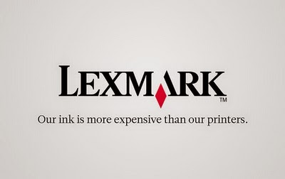 arti sebenarnya dari logo lexmark