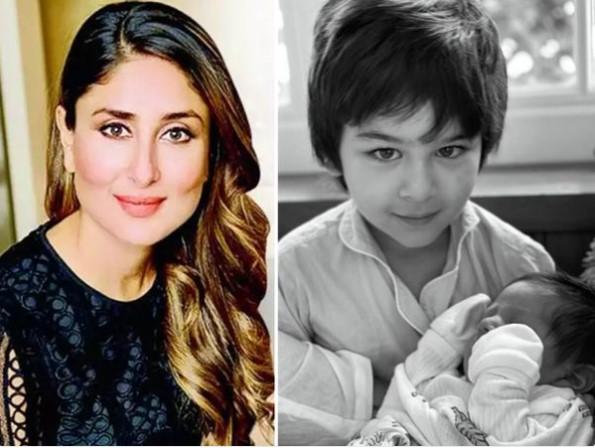 Kareena Kapoor ने बेटों की फोटो इंस्टा पर शेयर की, लिखा ये दोनों मुझे बेहतर कल की उम्मीद देते हैं