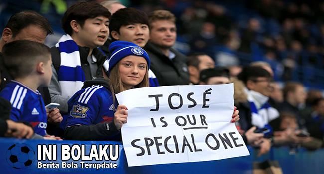 Di Final Piala FA, Mourinho Tidak Masalah Jika Di Ejek Fans Chelsea