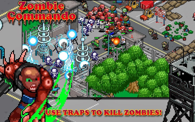 zombie commando apk