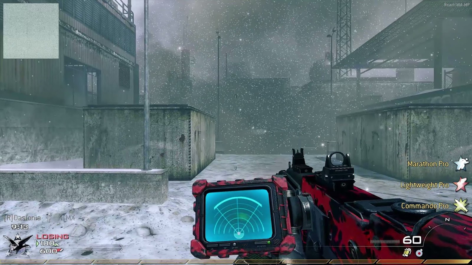 Call of Duty Modern Warfare 2 Remaster Graphics Mod COD MW2