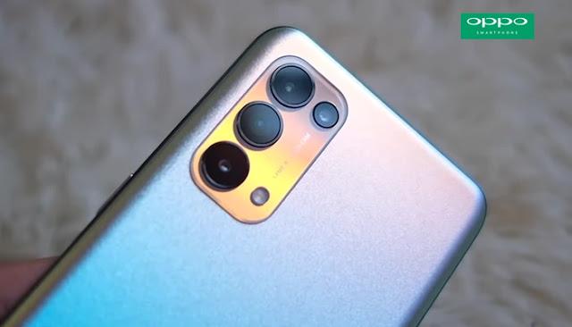 سعر و مواصفات Oppo Reno 5 4G - نسخة الجيل الرابع