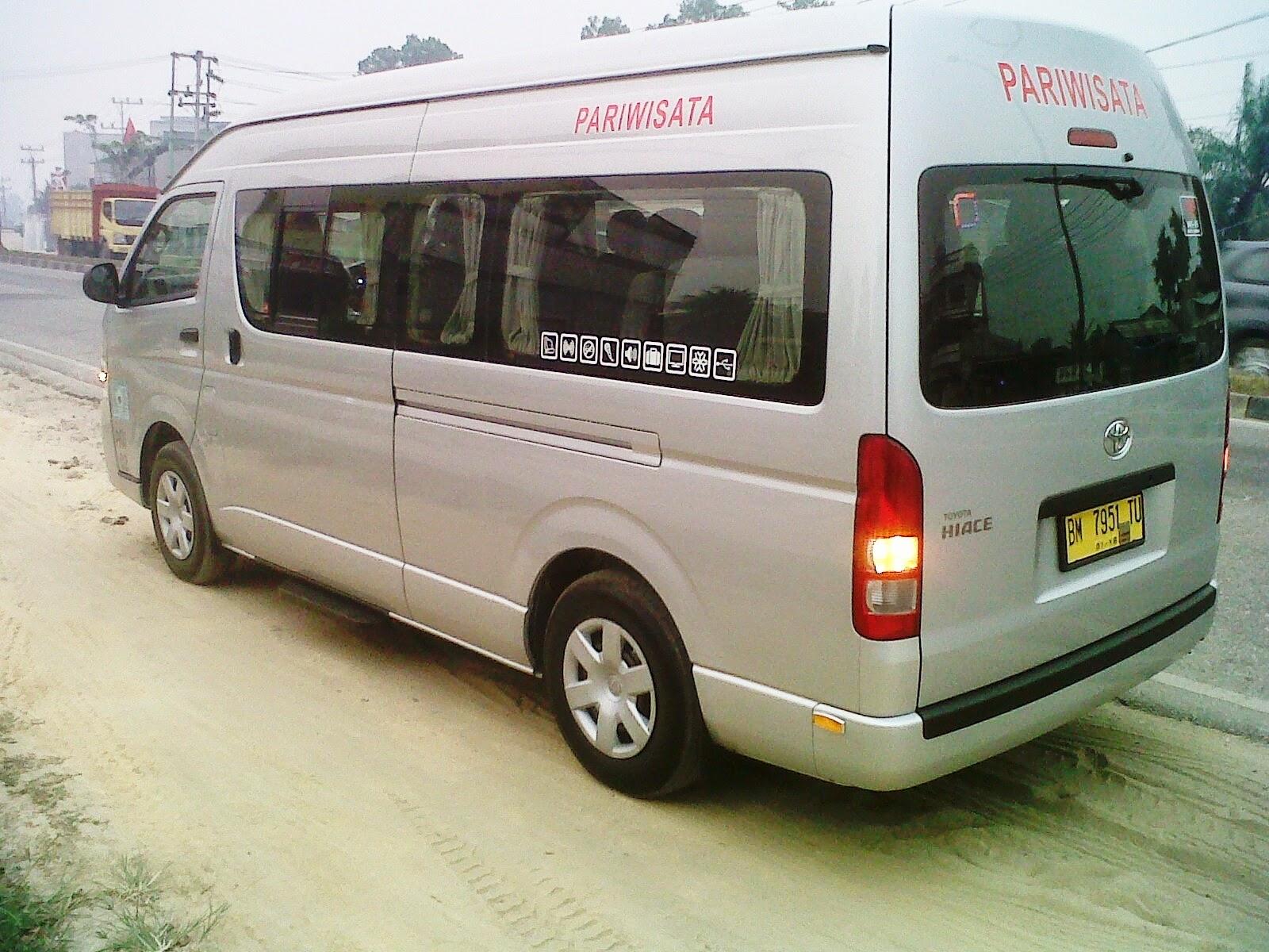 Sewa Bus Pariwisata Pekanbaru 10