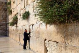 The issue is sensitive because the wall is beyond Israel's pre-1967 borders