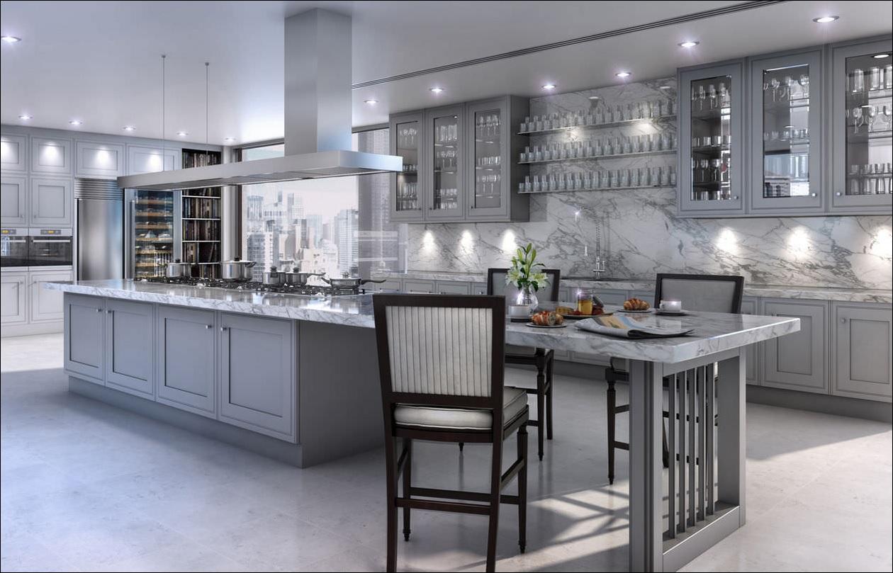 interiores y 3d las cocinas de clive christian