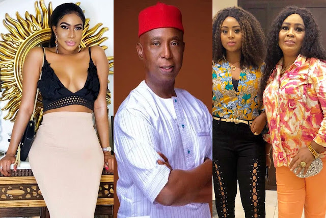"""Chika Ike Has Been Dating Ned Nwoko Before Your Daughter Married Him"" – Lady Reveals As She Blasts Regina Daniels Mum"