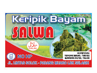 DOWNLOAD STICKER LABEL KERIPIK BAYAM