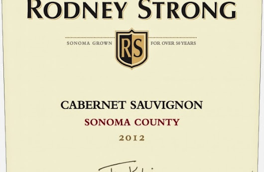 Midwest Wine Guy:  Truly Honest Wine Reviews and Education for the Wine Lover in Everyone!: 2012 Rodney Strong Vineyards Cabernet Sauvignon Sonoma County