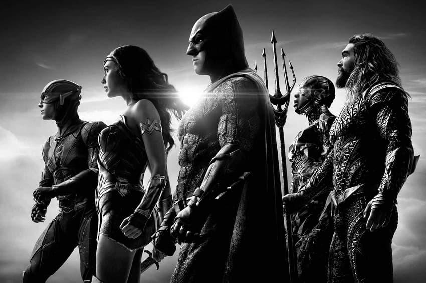 Зак Снайдер смонтировал чёрно-белую версию режиссёрской «Лиги справедливости»