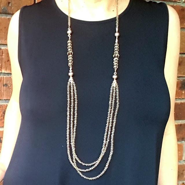 Maria Nicola 10 Way Necklace | Almost Posh