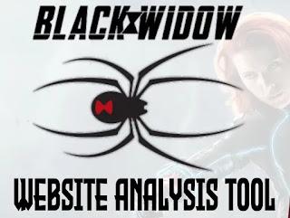 Black Widow Kali Linux