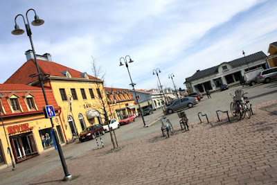 Market Square of Rauma