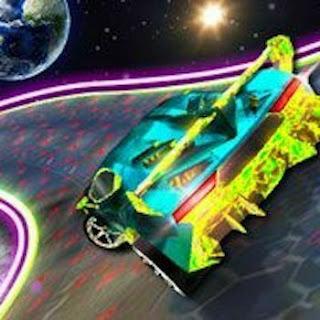 Moon Car Stunt